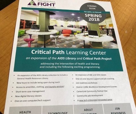 Critical Path Learning Center Flyer